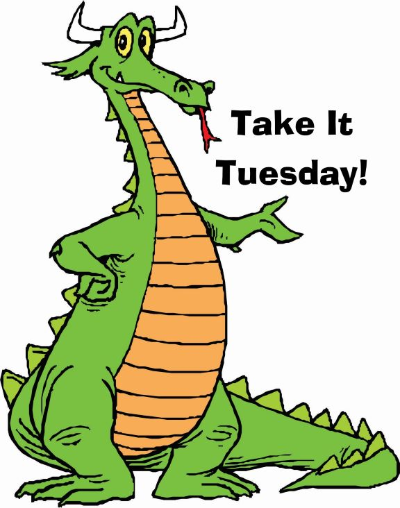 Take It Tuesday