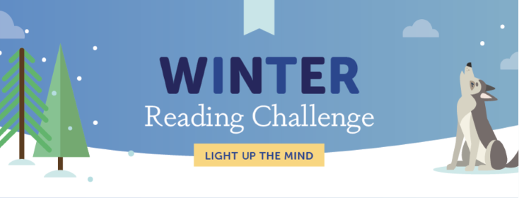 Winter Reading Challenge: January 11 - February 28