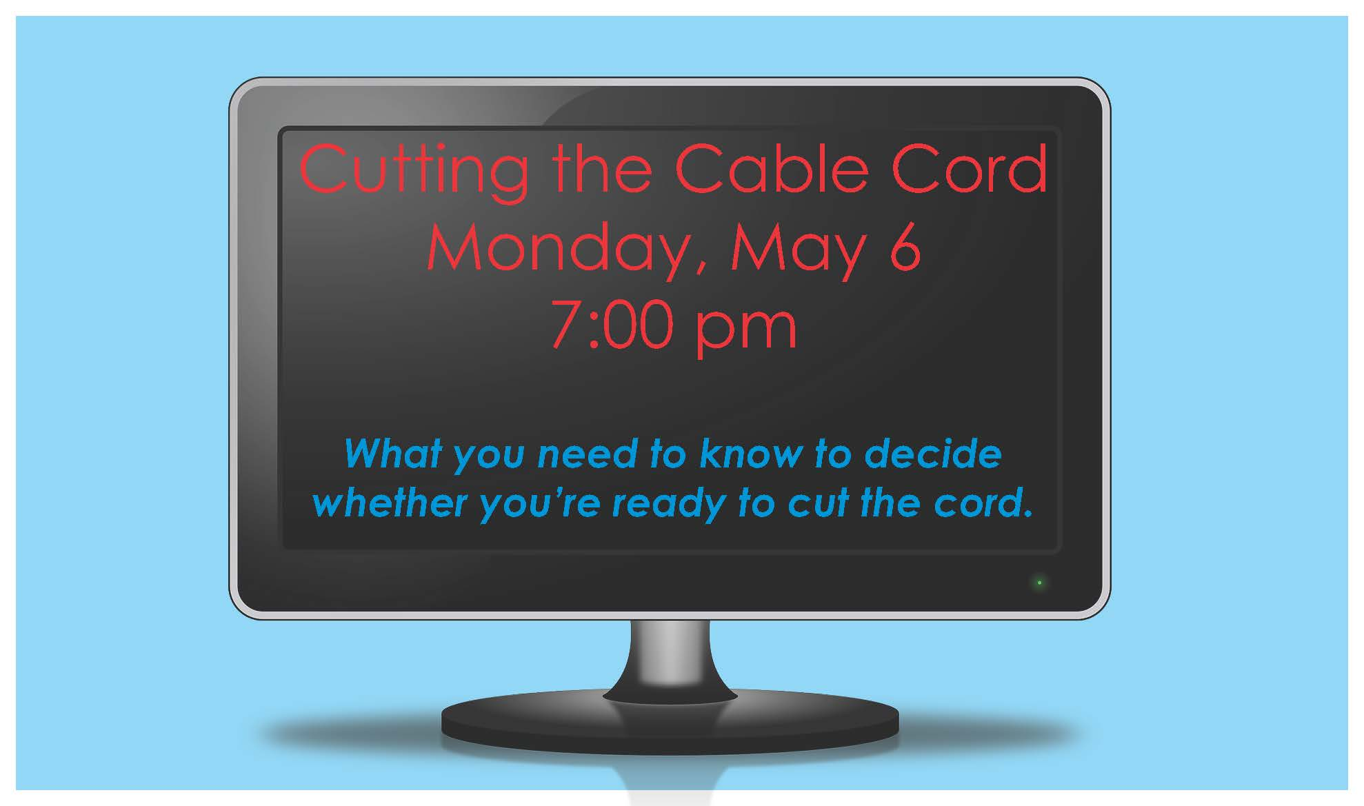 The lowdown on cable and streaming