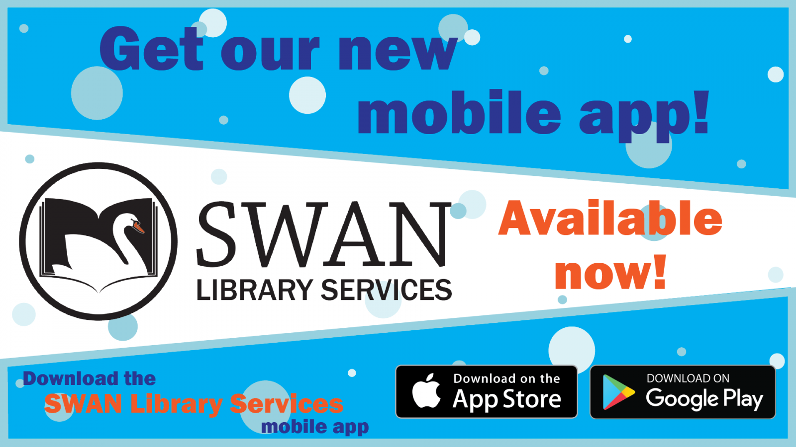 Try our new mobile app!
